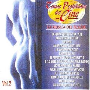 Temas Prohibidos Del Cine - La Música Del Placer Vol. 2