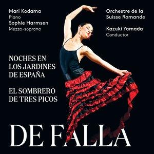 De Falla: Noches en los Jardines de España & El Sombrero de Tres Picos