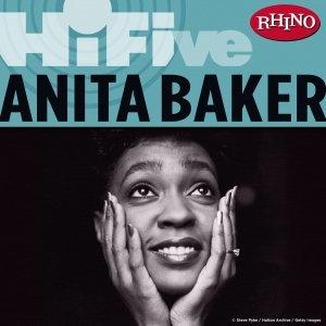 Rhino Hi-Five: Anita Baker
