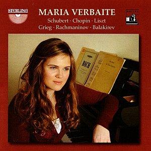 Schubert, Chopin, Liszt, Grieg, Rachmaninov & Balakirev