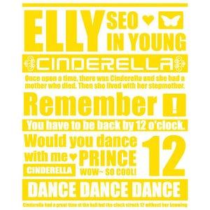 Elly is Cinderella