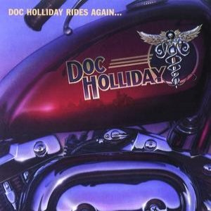 Doc Holliday Rides Again