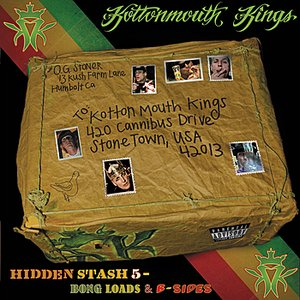 Hidden Stash 5 Bong Loads & B-Sides