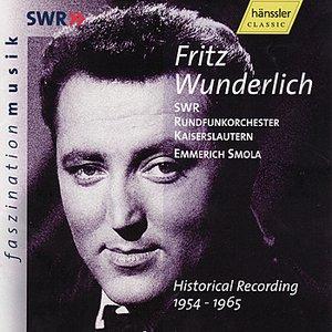 Fritz Wunderlich - Historical Recording (1954-1965)
