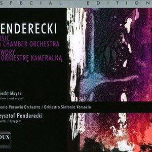 Penderecki: Music for Chamber Orchestra
