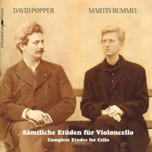 Popper: Complete Etudes for Cello