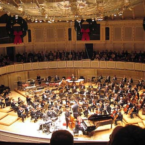 Chicago Symphony Orchestra Tour Dates