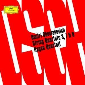 Shostakovich: String Quartets Nos. 3, 7 & 8