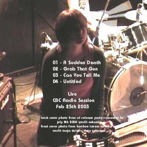 CBC Radio Session 02/25/2003