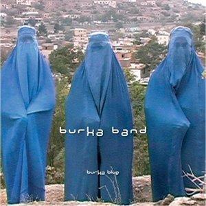 Burka Blue - EP