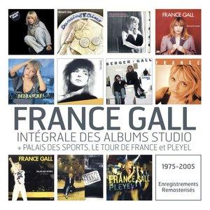 France Gall: Intégrale des albums studios