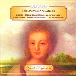 J.Haydn, L.Beethoven: String Quartets