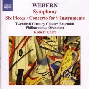 Webern, A.: Symphony / 6 Pieces, Op. 6 / Concerto