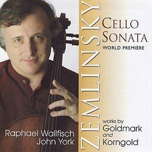 Zemlinsky, Cello Sonata (world première)