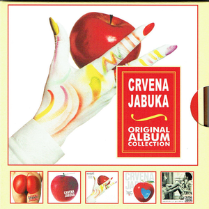 Crvena Jabuka - The Voice Of Romance The Columbia Original Album Collection 46 - I Love My Lady (Unreleased Album) (1982 - Cancelled Release) - Zortam Music