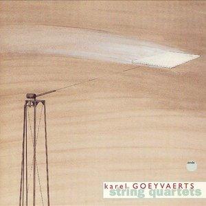 Karl Goeyvaerts: String Quartets