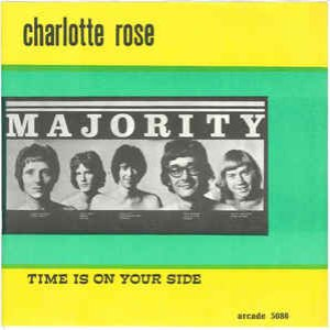 Charlotte Rose / Time Is On Your Side