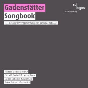 Gadenstatter, C.: Songbook No. 0 - 11 / Akkor(D/T)Anz