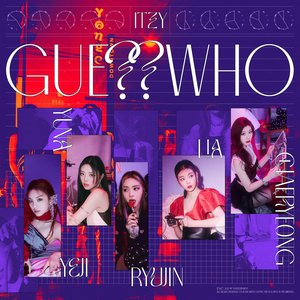 GUESS WHO - EP