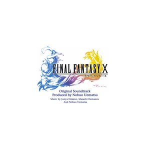FINAL FANTASY X ORIGINAL SOUNDTRACK