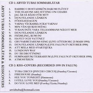 Arvid Tubas Sommarlåtar