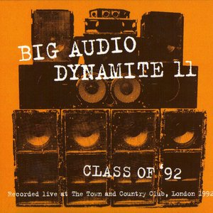 Class Of '92 - Live at the Town & Country Club, London 1992