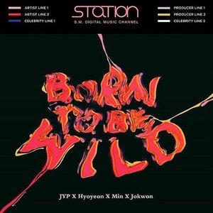 Born to be Wild (Feat. JYP)