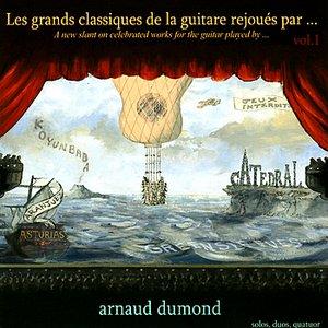 Les Grands Classiques de la Guitare Rejoués Par...Vol. 1