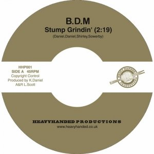 Stump Grindin'