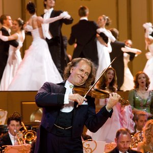 Image for 'André Rieu & His Johann Strauss Orchestra'