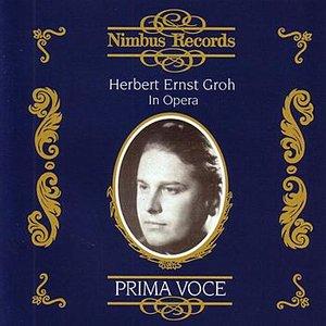 Herbert Ernst Groh, In Opera