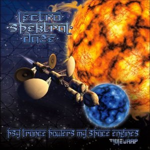 Psy Trance Powers My Space Engines