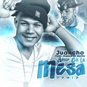 Amor en la Mesa (Remix) [feat. Franco el Gorilla]