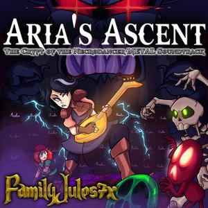 Aria's Ascent - The Crypt of the Necrodancer Metal Soundtrack