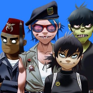 Avatar for Gorillaz feat. Anthony Hamilton