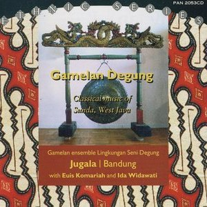 Image for 'Gamelan Degung - Classical Music of Sunda, West Java'