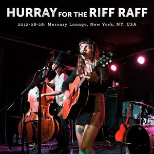 2012-08-26: Mercury Lounge, New York, NY, USA