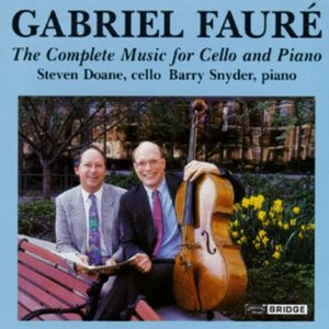 The Complete Music for Cello and Piano