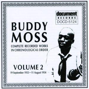 Buddy Moss Vol. 2 1933 - 1934