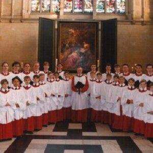 Avatar for King's College Choir, Cambridge