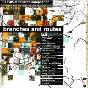 Branches & Routes