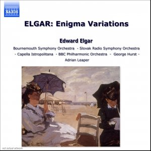 ELGAR: Enigma Variations (UK)