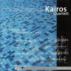 Haas: String Quartets Nos. 1 & 2