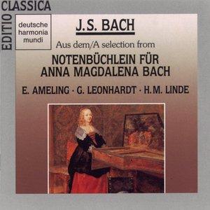 """Bach:Werke aus dem """"Notenbüchlein für Anna M. Bach"""