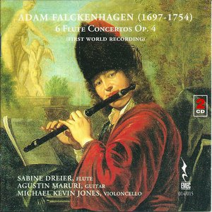 Falckenhagen: 6 Flute Concertos, Op. 4