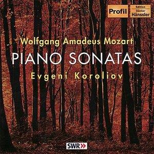MOZART: Piano Sonatas Nos. 4, 11, and 14