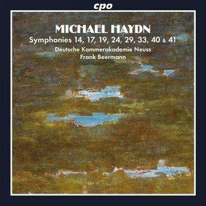 Haydn: Symphonies Nos. 14, 17, 19, 24, 29, 33, 40 & 41