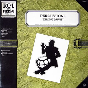 "Percussions ""Talking Drums"""