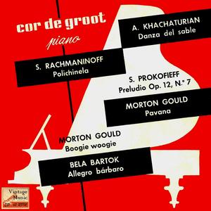 Vintage Jazz No. 140 - EP: Sabre Dance, Piano