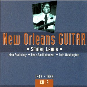 New Orleans Guitar, CD A